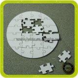 MDF adulto da placa do enigma Jigsaw do espaço em branco da transferência térmica do Sublimation da tintura
