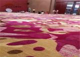 Wand, zum der Handelsfußboden-Teppich-Wilton-Maschine gesponnenen Wolle-/Polyester-Mischung zu ummauern
