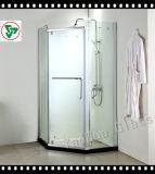 3-19mm Badezimmer-Tür-ausgeglichenes Glas
