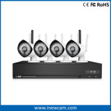 1080P Shenzhen Profesional Fabricación IP inalámbrica con el CE, FCC, RoHS