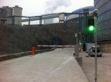 Unbemannte LKW-Wiegebrücke für Kleber-Hersteller