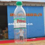 De grote Fles van het Water van pvc van de Grootte Opblaasbare Duidelijke voor Verkoop