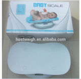 Ajuste popular de la balanza 60kg por 0-8 años de la panda de Digitaces del bebé de escala de la carrocería