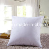 Inserto del cuscino della piuma dell'anatra di bianco del tessuto 2-4cm del poliestere