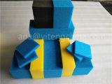 Gomma piuma di poliuretano ad alta densità, gomma piuma dell'unità di elaborazione di Antitastic con densità differente