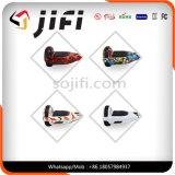Bluetooth \ LEDライト、LGのSamsung電池が付いている電気スクーターHoverboard中国製