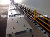 QC12yシリーズ4mm*4000mmステンレス鋼の振動ビームせん断機械