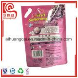 Heißer versiegelt Beutel-Fastfood- Beutel für das Reinigung-Flüssigkeit-Verpacken