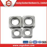 높은 품질 SS304 DIN557 광장 너트 / DIN557 너트