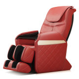 Cadeira cheia da massagem dos cuidados médicos do corpo de controle remoto