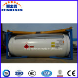 Csc를 가진 30tons Carbon Steel Material&Low Pressure LPG Gas Tank Container