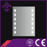 Jnh185 Cheappolished Bord Rectangle de bain anti-buée Miroirs LED
