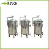 Industrieller Edelstahl 5 Mikron-Wasser-Filter für Wasserbehandlung