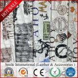 핸드백을 만들기를 위한 PVC 합성 가죽 패턴 가죽 물자의 최신 판매 인쇄된 가죽