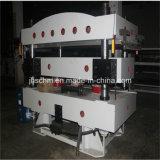 Papel/couro/borracha automática/imprensa hidráulica da tela