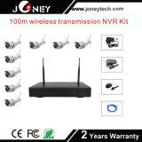 Wasserdichtes 8channel drahtloses WiFi NVR Installationssatz CCTV-Kamera-Echtzeitsystem