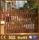 Zusammengesetzter hölzerner Garten-einfacher Pfosten-Zaun