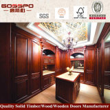 De moderne Garderobe van de Slaapkamer van het Ontwerp met Goedkope Prijs (GSP9-011)