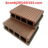 Hochleistungs--heißer Verkaufs-HöhlungWPC Decking für Landschaftsfußboden (150*25mm)