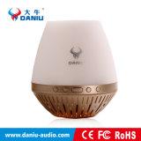 Mini altavoz de gama alta vendedor caliente de Bluetotoh con la radio de FM con el LED