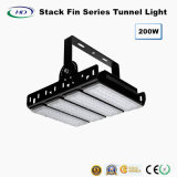 Garantia de 5 anos 150W / 200W Stack Fin Series LED Tunnel Light