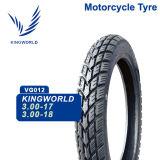 China 90/80-17 110/80-17 110/90-18 130/90-15 100/90-17 neumático de 2.75-18 motocicletas
