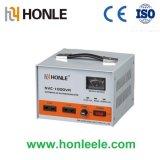 Стабилизаторы напряжения тока AC одиночной фазы SVC-500va полноавтоматические