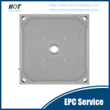 Автоматическая плита фильтрации мембраны давления гидровлического фильтра