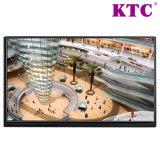 Monitor do CCTV de 55 polegadas com qualidade de retrato excelente