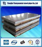 Hoja de acero inoxidable para la construcción que construye 304, 321, 316L