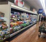 Подгоняйте витрину холодильника Multideck по-разному типов открытую для супермаркета