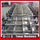 Roulis en acier de panneau de feuille de voie de garage en métal formant la machine
