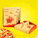 Personifizierter Versandpizza-Kasten
