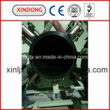 Plastik-HDPE-LDPE-Rohr-Extruder-Maschinen-Strangpresßling-Zeile