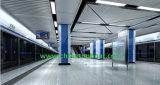 Murs de station de métro/tôle d'acier de /Enamel de panneau de /Enamel de l'espace mur d'émail