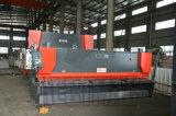 Máquina de dobra hidráulica do CNC da placa de metal da folha