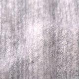 Tessuti delle lane di Gray 100% per la stagione di inverno e di autunno