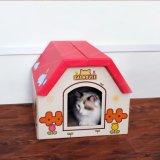 자연적인 종이는 널을 긁어 애완 동물 공급 장난감 고양이를 주름을 잡았다