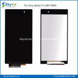 Teléfono móvil LCD de la alta calidad para Sony LCD Xperia Z1 L39h C6902