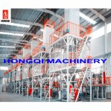 Customized POF Three Layers Coextrusion Heat Shrink Film Blowing Machine