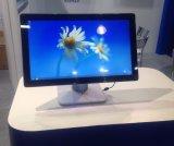 """21.5"""" de pantalla táctil de visualización en escritorio Pcap 4: 3 10 Puntos de visualización de publicidad"""