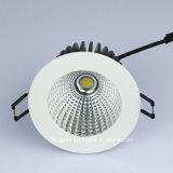 MAZORCA LED Downlight de la alta calidad 9W de Downlight de la MAZORCA del nuevo producto