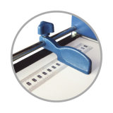 Máquina vincando de perfuração de papel Szk460 dos produtos de qualidade da exportação