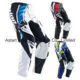 Motocross голубой шестерни Mx качества off-Road изготовленный на заказ участвуя в гонке кальсоны (MAP04)