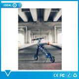 """Mini duas rodas que dobram a E-Bicicleta elétrica do """"trotinette"""""""