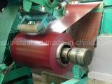 De vooraf geverfte Galvalume Rol van het Staal/de Kleur Met een laag bedekte Rollen van het Staal Coil/PPGI