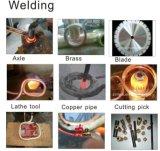Máquina de aquecimento da indução para as peças de metal que soldam a soldadura