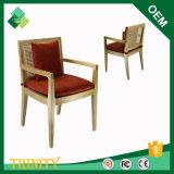 Amerikanische Art-hölzerner Stuhl für Bucht in Ashtree (ZSC-40)