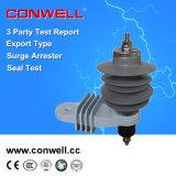 Arrester пульсации IEC стандартный серый полимерный электрический
