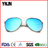 Глаз Ynjn UV400 защищает солнечные очки Steampunk зеркала